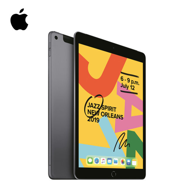 Apple iPad 2019 WiFi + 4G 32GB of 128GB