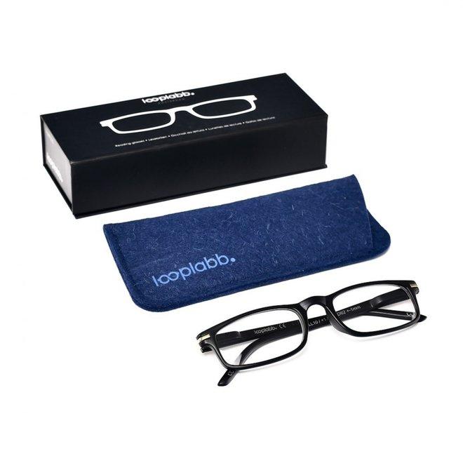 Looplabb leesbril in meerdere sterktes