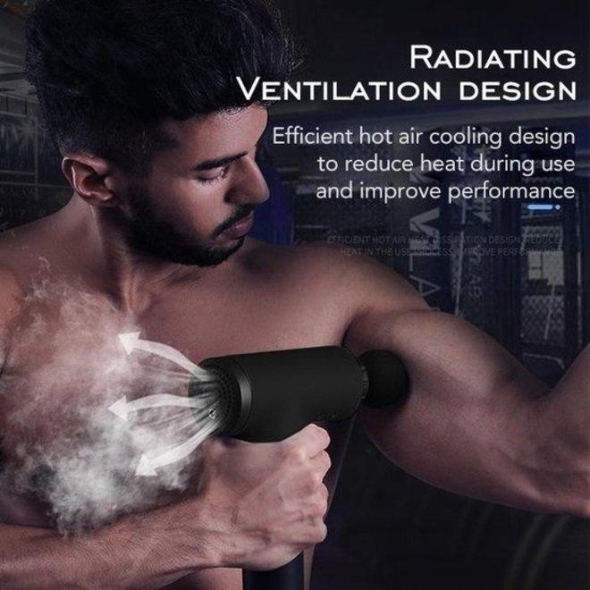 Medidu Massage Gun - Voor optimaal herstel van spieren!