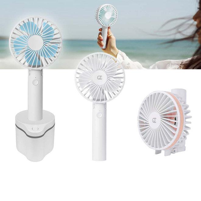 Draadloze draagbare Ventilator