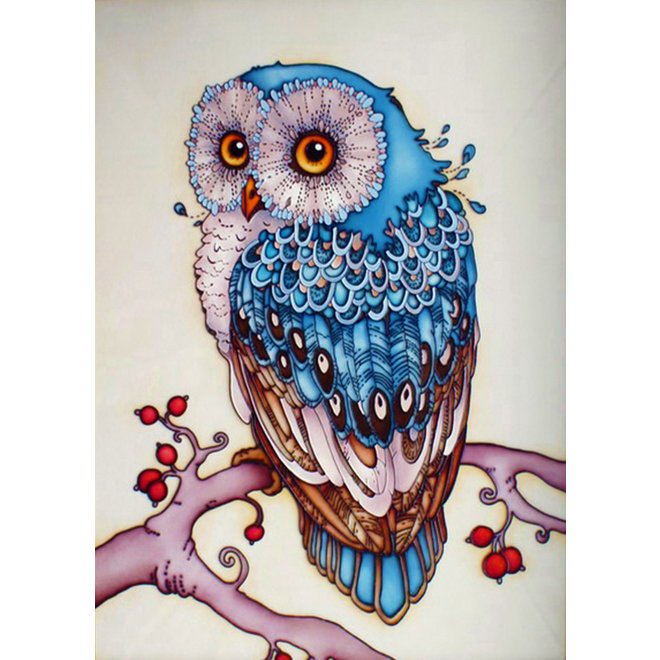 Diamond Painting - Dé ontpannende hobby