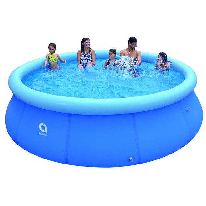 Opblaasbare zwembaden - 6 typen - alle maten en kleuren