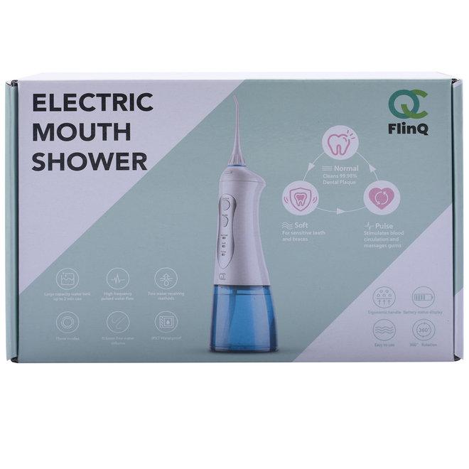 Elektrische waterflosser - Houd uw gebit gezond!