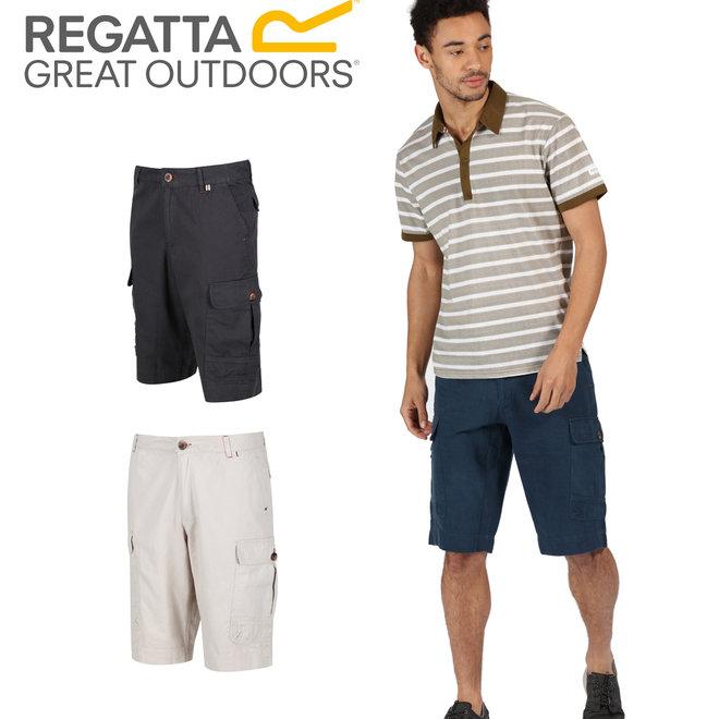 Regatta Shore Coast Shorts - Comfortabele korte broeken!