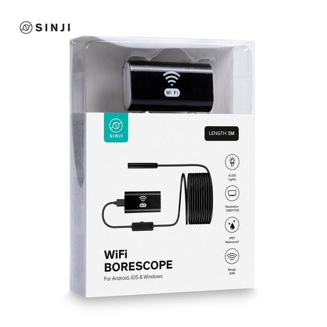 Endoscoop camera - Kijk overal op, onder, tussen, in of achter