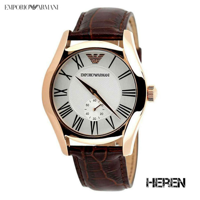 Armani Horloge -- heren- en damesversie!