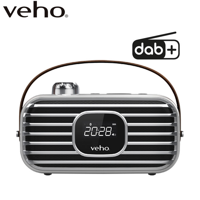 Veho MD-1 Wireless Speaker met DAB+ Radio