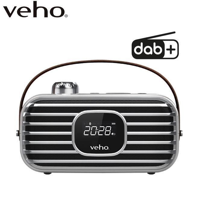 Veho Wireless Speaker met DAB+ Radio