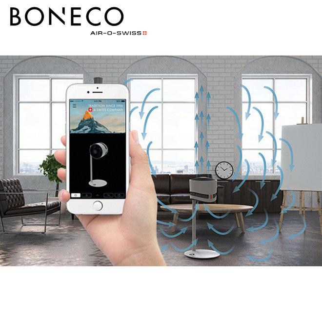 Boneco F225 Airshower Statiefventilator met Bluetooth