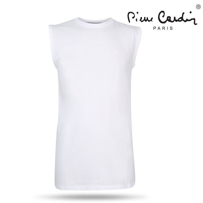 Pierre Cardin Zomerse T-shirts - zonder mouw