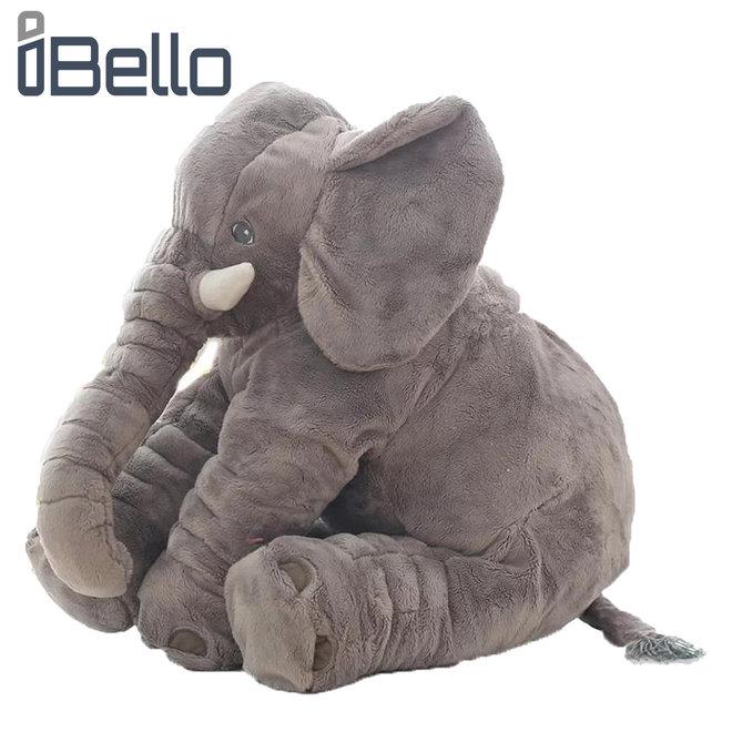 Olifant XL knuffelkussen