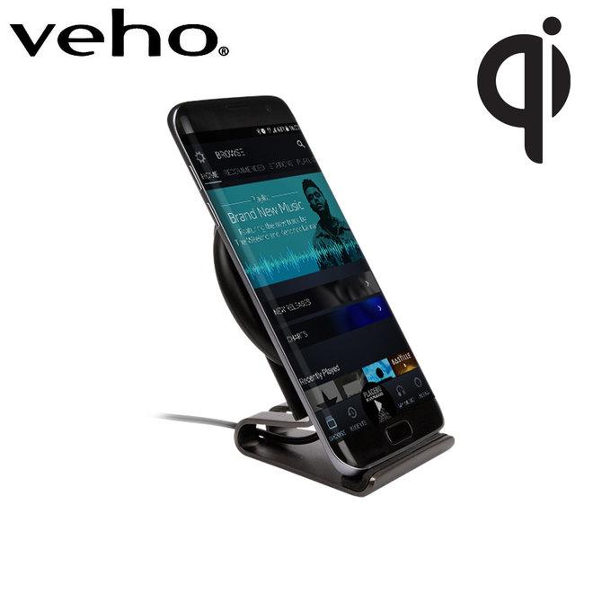 Veho DS-4 draadloze oplader - met Qi technologie