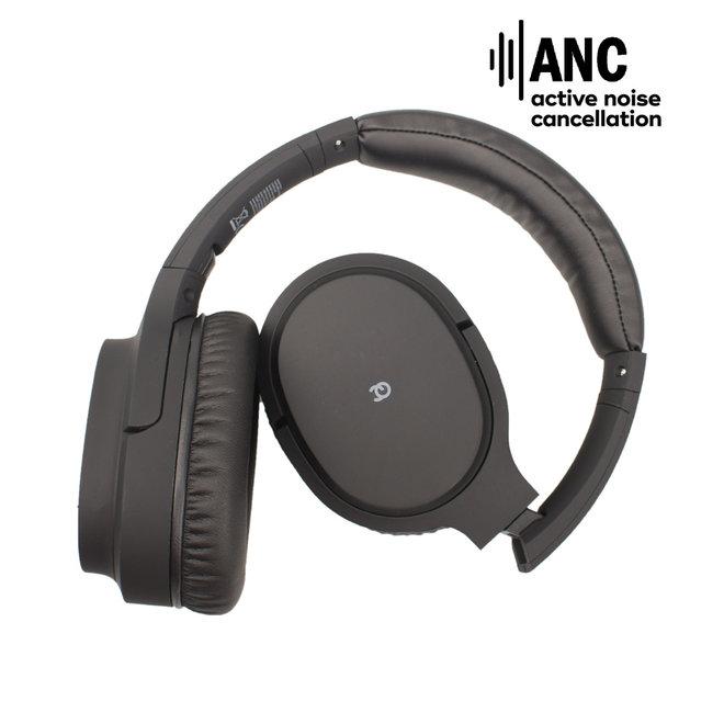 Draadloze koptelefoon - met Active Noise Cancelling!