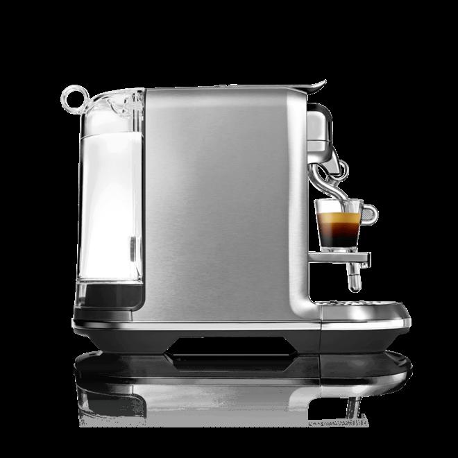 Sage Nespresso Creatista Plus Smoke Grey