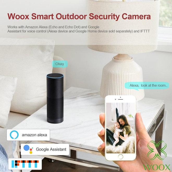 Woox R4057 Smart Outdoor Camera