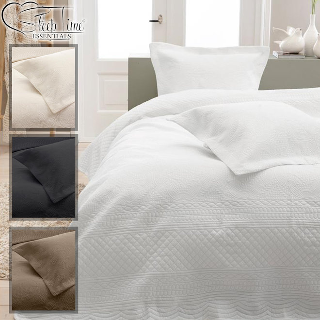 Sleeptime Bedspreien - Fleur uw slaapkamer op!