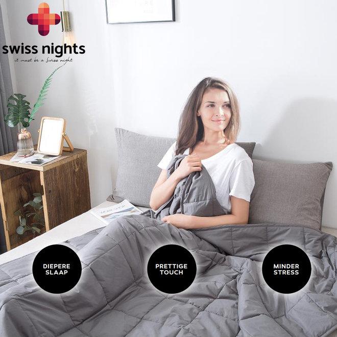 Therapeutisch verzwaringsdeken - Voor een betere nachtrust en minder stress
