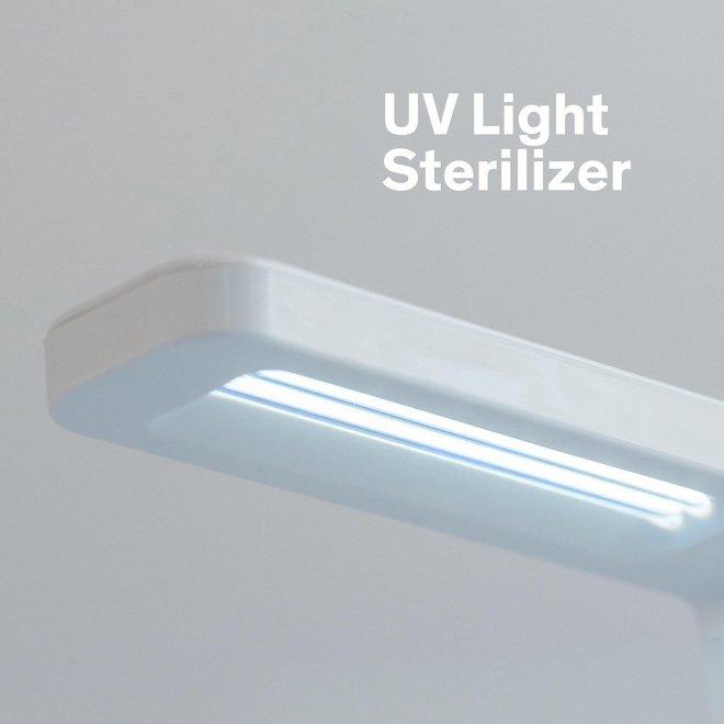 Sinji Draadloze Oplader met UV Sterilizer!