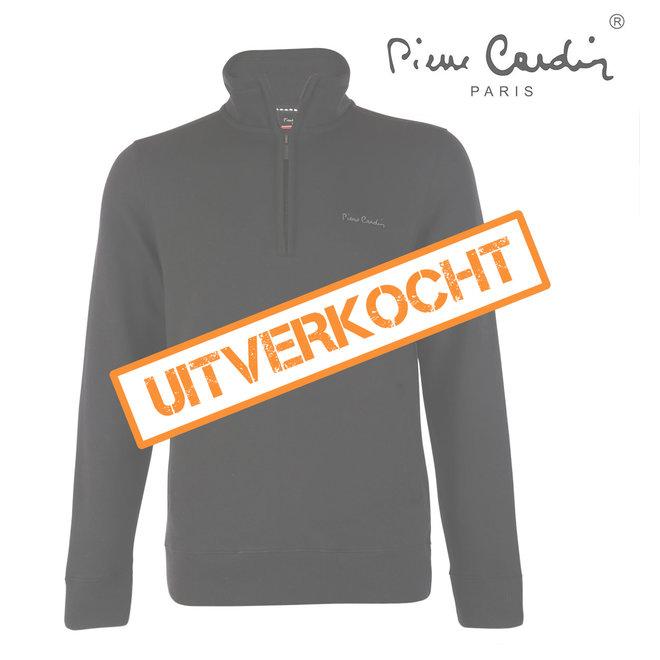 Pierre Cardin Sweater met rits