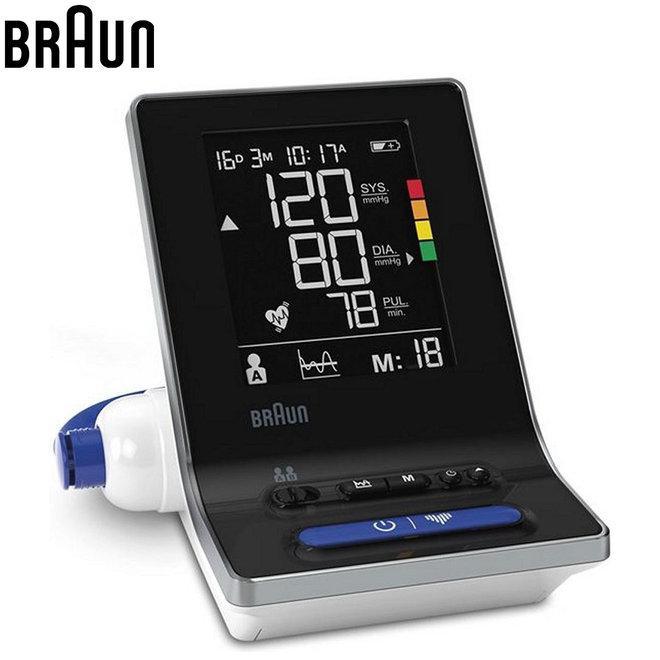 Braun Bloeddrukmeter met App