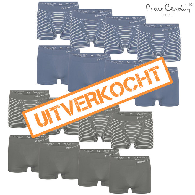 Pierre Cardin Boxer 8-pack