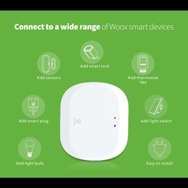 Woox smart deurslot - Open je voordeur met een app