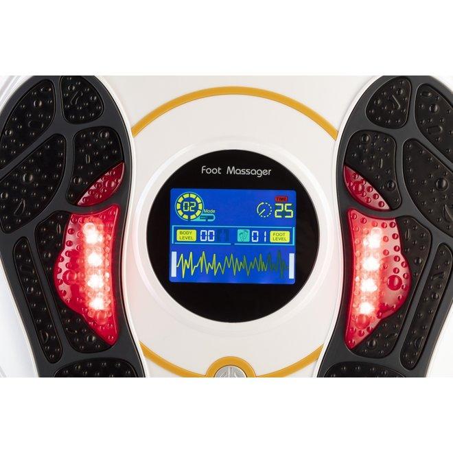 Elektronische Spierstimulator - Aanbevolen voor thuiswerkers!