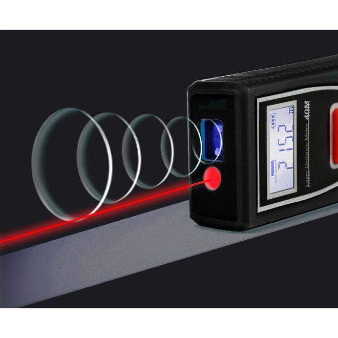 Mini Laser Afstandsmeter