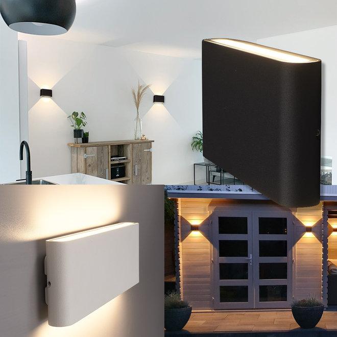 Dimbare LED Wandlamp