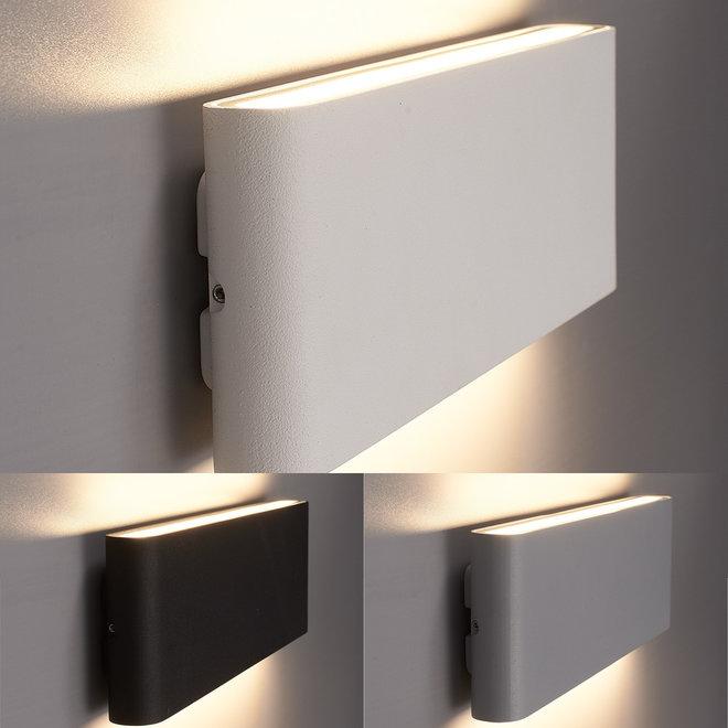 Dimbare LED Wandlamp voor binnen en buiten