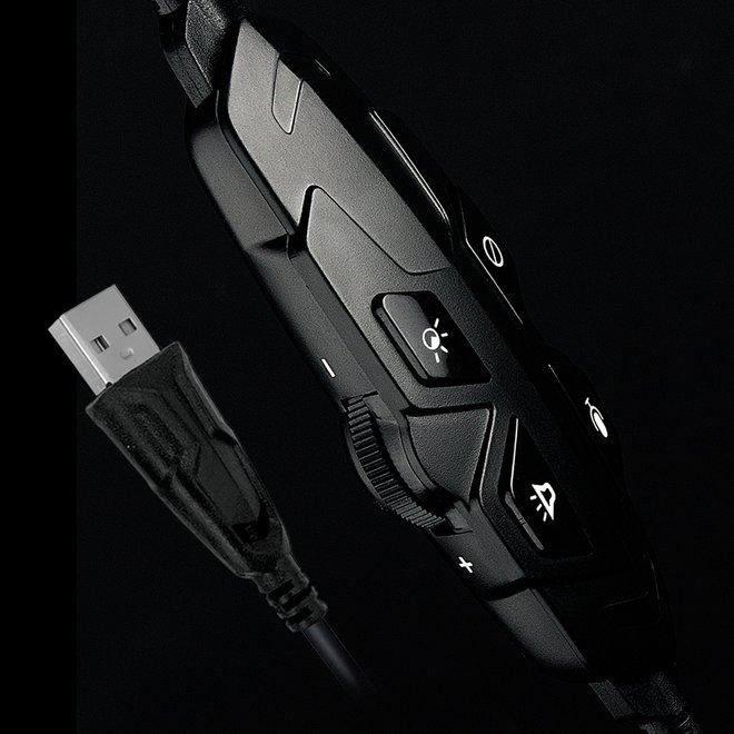 Veho Alpha Bravo GX-2 Gaming Headset met 7.1 Surround Sound