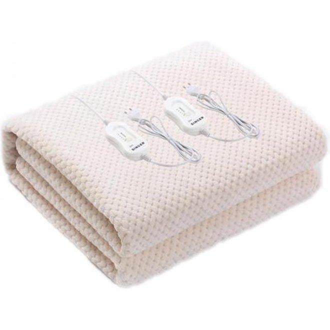 Singer Elektrische deken - lekker warm en knus