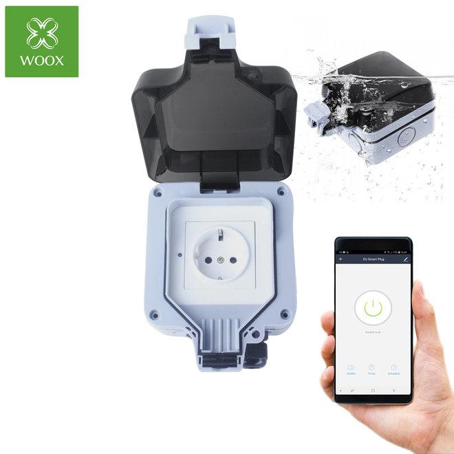 Smart outdoor stopcontact