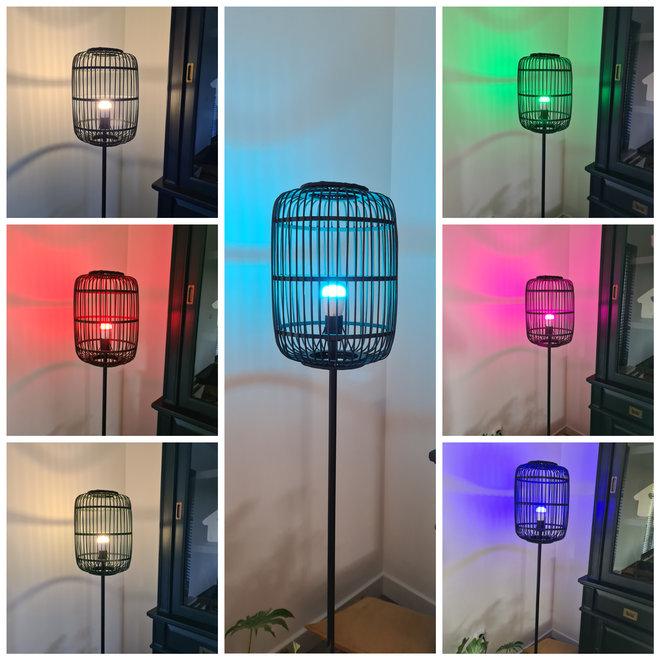 WOOX LED-Lamp - Kleur instelbaar