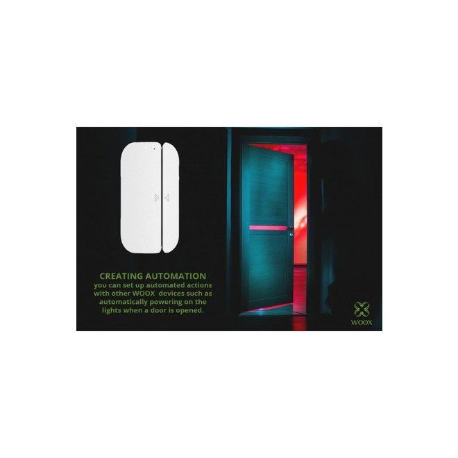 2 x Slimme deur- en raamsensor