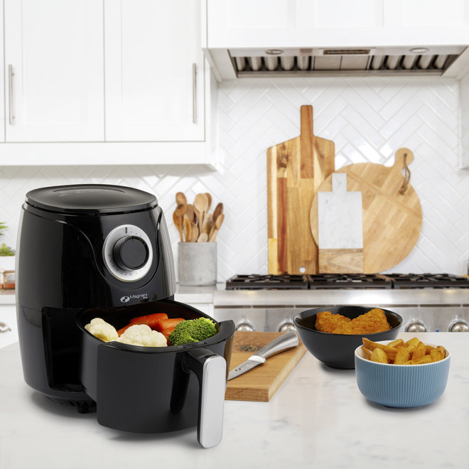 Airfryer 2.4 L - compact formaat
