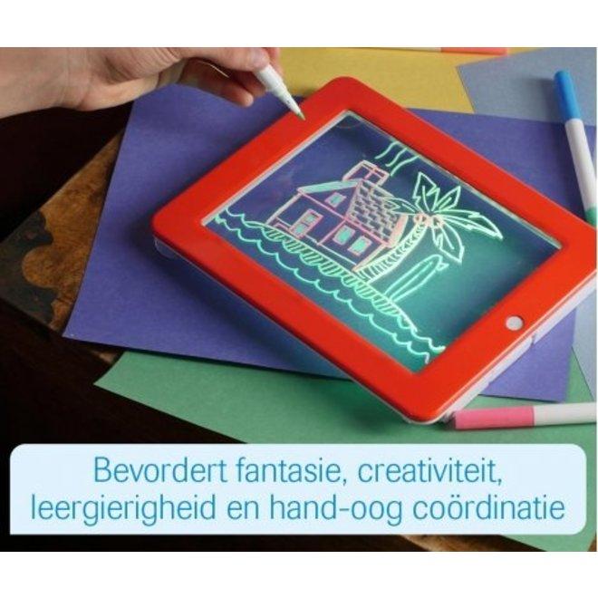 Magic Pad Kleuren met magie!  Kerstcadeau Idee!