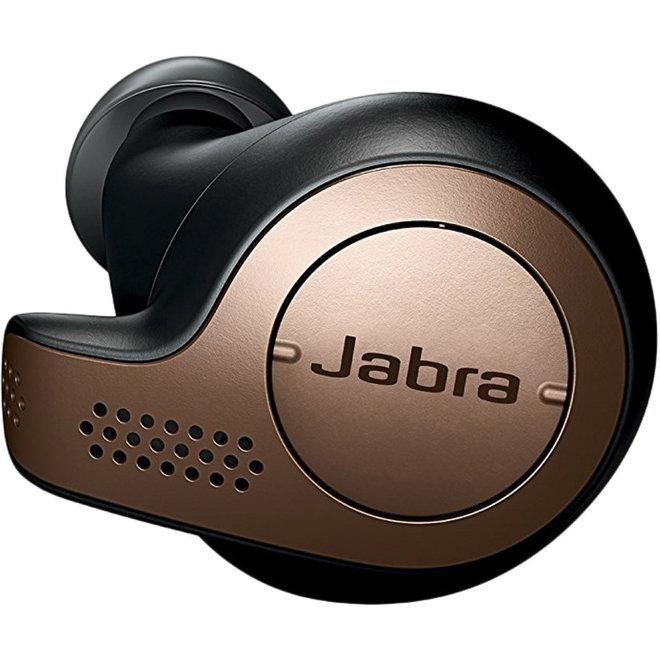 Jabra Elite 65t Koper/Zwart -- Draadloos | Waterbestendig | Hoge geluidskwaliteit
