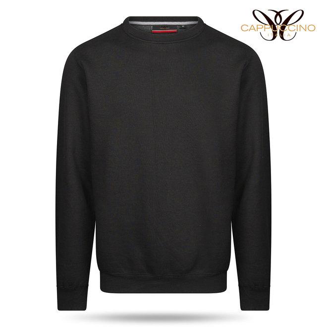 Luxe Cappuccino sweater -- Comfortabel | Warm | Ademend | Hoge kwaliteit