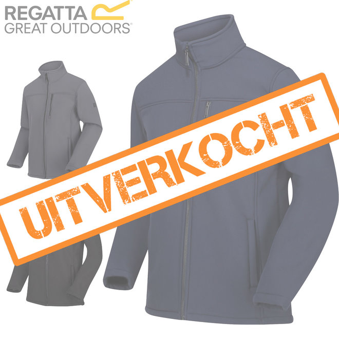 Regatta Conlan II - Winterjas | Hoge Kraag | Winddicht | Regenbestendig