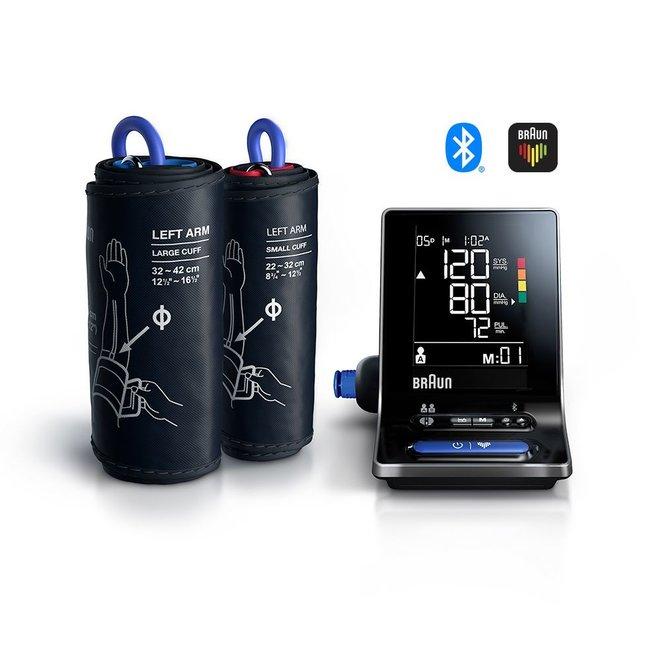 Braun ExactFit™ 5 Connect  bloeddrukmeter