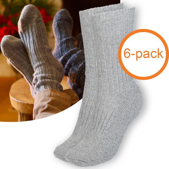6-pack Noorse Sokken