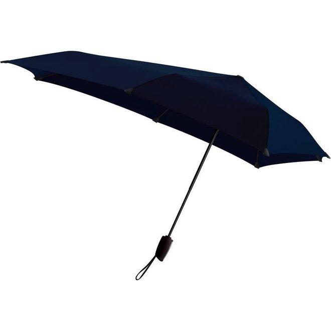 Senz° Automatic Paraplu - De enige echte stormparaplu | Kleur: Midnight Blue | Automatisch