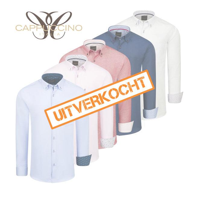 Luxe Italiaanse overhemden van Cappuccino