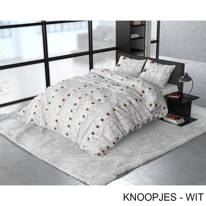 Knoopjes - Wit