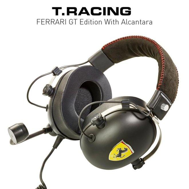Thrustmaster Race Kit Ferrari 599XX EVO Edition met Alcantara