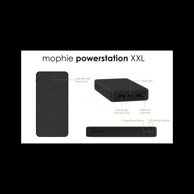 Mophie Powerbank - 20.000mAh