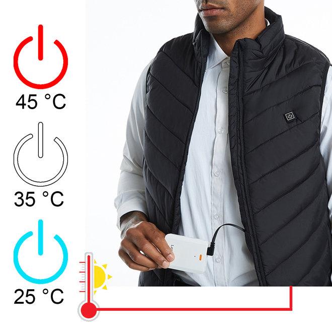 Elektrisch Verwarmde Bodywarmer