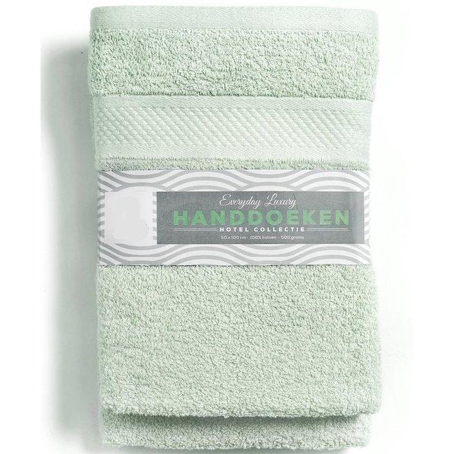 'Hotel Collectie' Handdoeken - 14 stuks | Keuze uit 3 kleuren