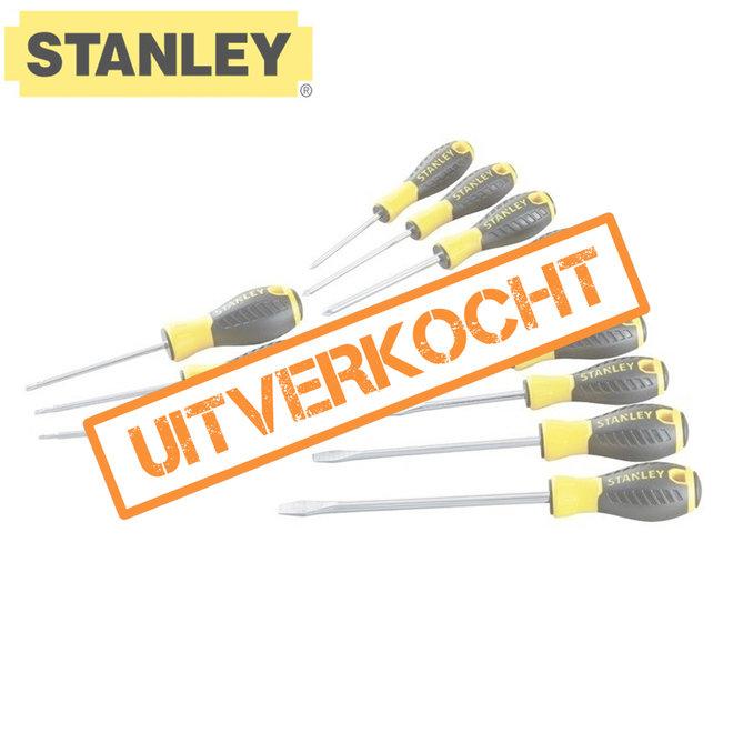 12-delige Stanley schroevendraaierset